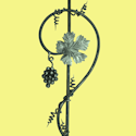 Tralki roślinne