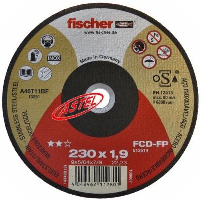 Tarcza do cięcia 230x1,9 firmy Fischer